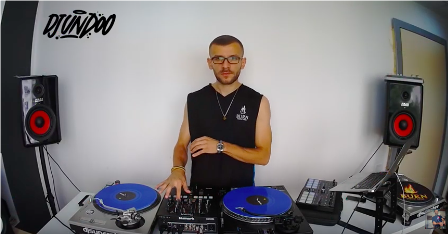 dj undoo freestyle friday